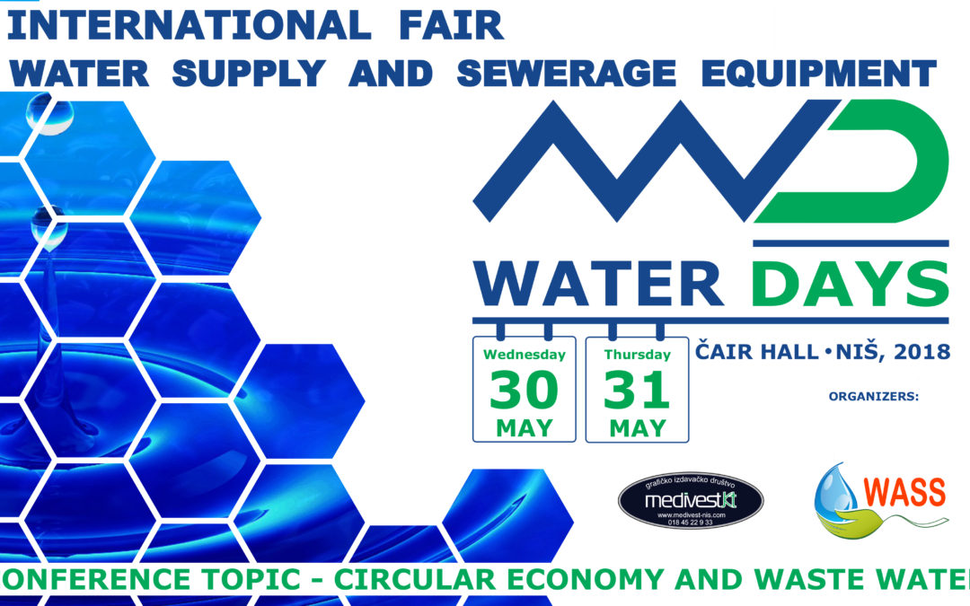 Nis Water Days 2018