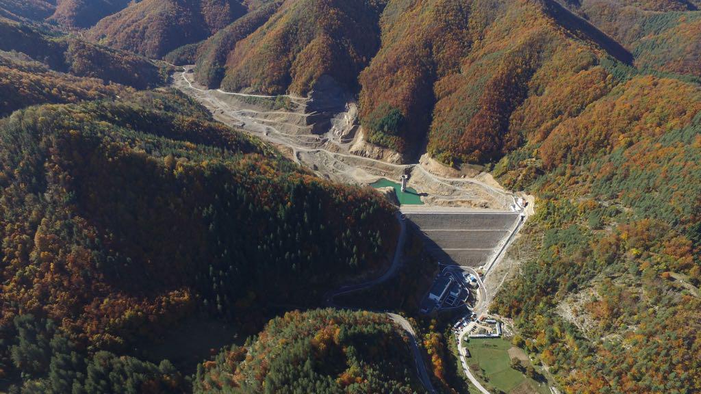 Готов е първият язовир за питейна вода, изграден през последните 30 г.