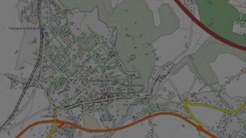 """Приложение на Географска информационна система с отворен код """"QUANTUM GIS"""""""
