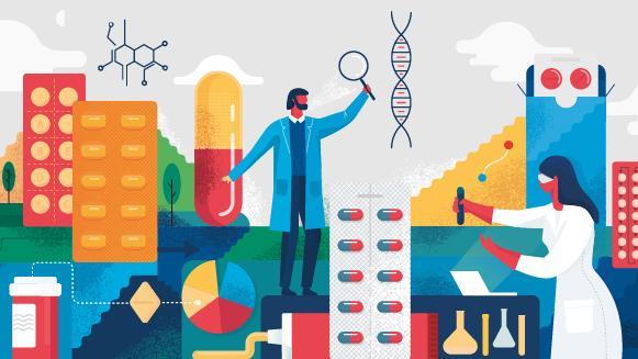 Иновации във фармацевтичната индустрия на ЕС, засягаща водните ресурси